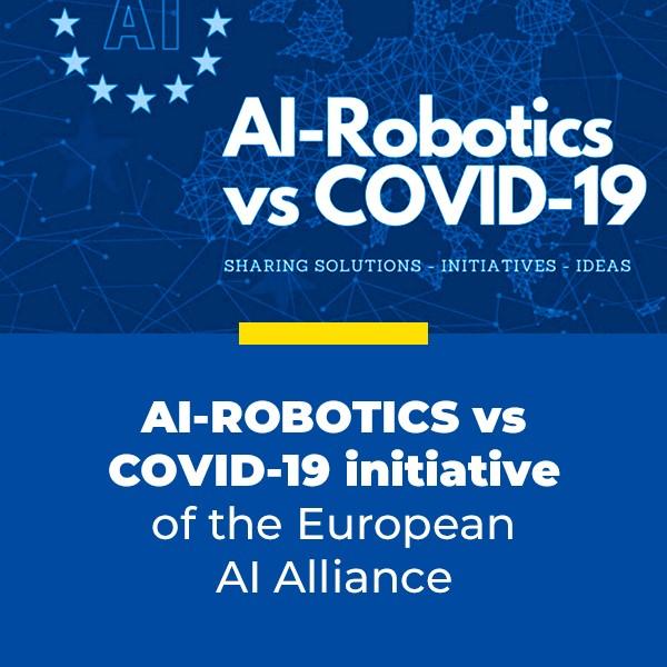 AI and Robotics Covid 19 Solutions