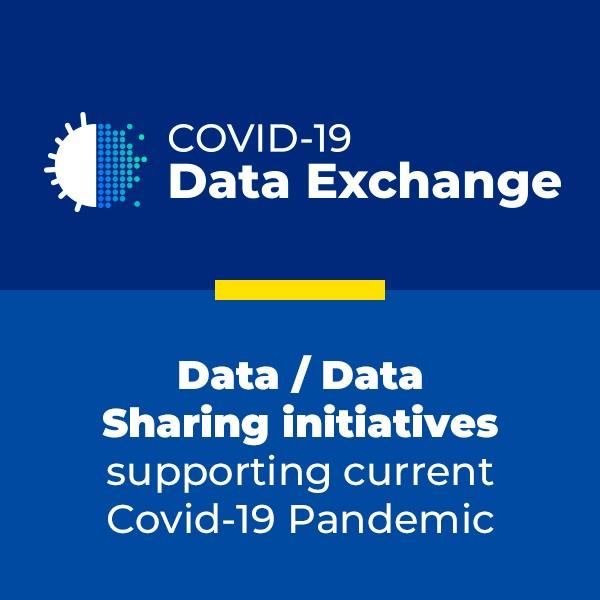 Covid 19 Data Sharing Initiatives